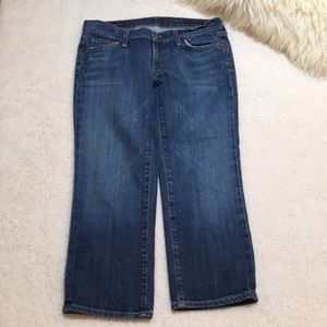 Citizens Of Humanity Women's Cropped Kelly Jeans